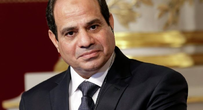 Il presidente dell'Egitto Abdel Fattah al-Sisi. © REUTERS / Philippe Wojazer. Da: it.sputniknews.com.